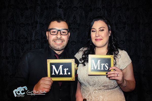 George and Larissa's Wedding 10/31/19