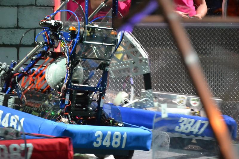 2016 First Bayou Regional Robotics Competition - Bouvier - 683
