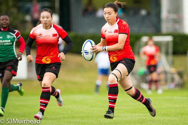 China at WSWS Qualifiers in Dublin - Day 1