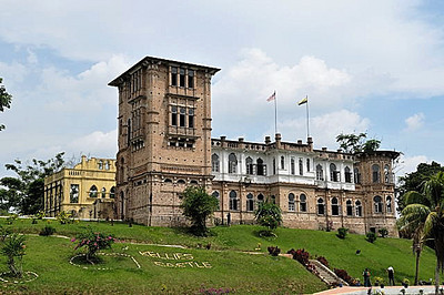 Kellie's Castle, Perak
