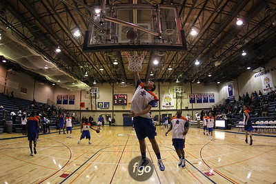 North v Washburn Basketball 1-28-11