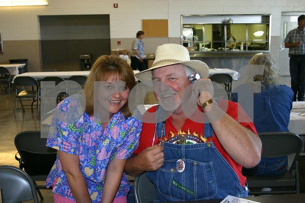 Big Tom Visits Unicoi County - May 2005