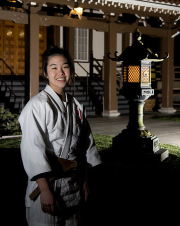 SJB Judo Class of 2012