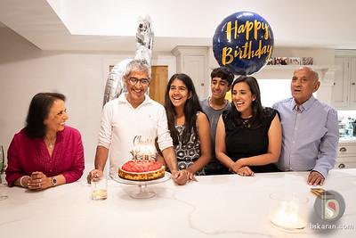 Raj's 50th