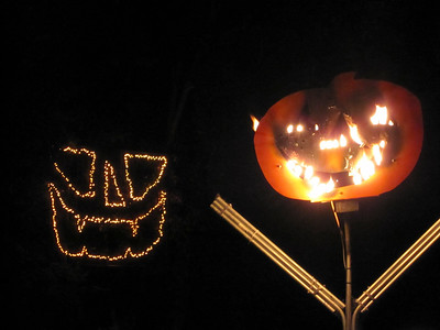 2010-10-16 Party Prep in Full swing!