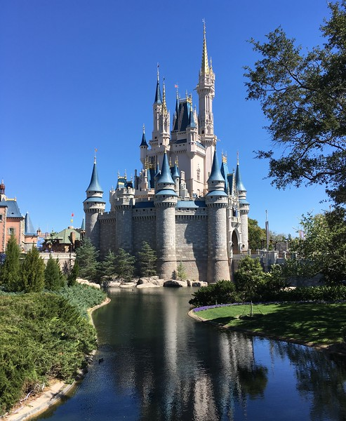 USA chapter: In the Theme Park Capital of the World