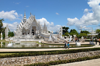 Chiang Rai - The White Temple