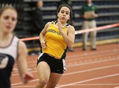 Brockport Indoor Track and Field at RIT 1-14-12
