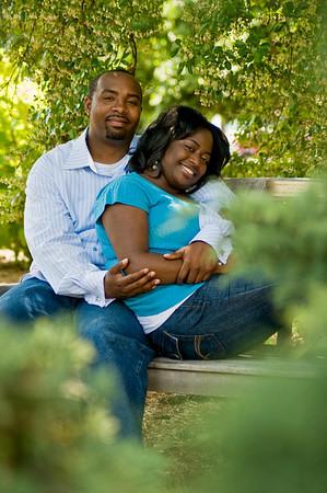 Cory & April Engagement