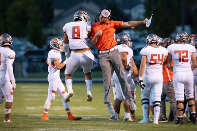 2018 Skyridge Football VS Timpanogos VIDEO by Bill