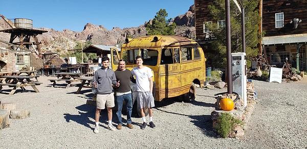 3/18/19 Eldorado Canyon Las Vegas ATV & Gold Mine