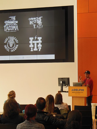 Artist Talk with Jon Contino '05