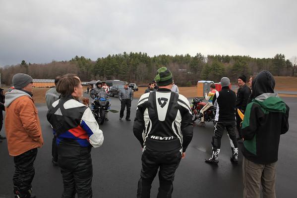 MAX BMW Track Day at Canaan NH - 4-2-16