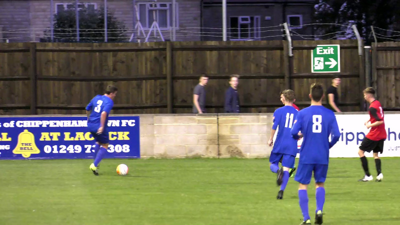 Chippenham Town Under 18's v Bristol Manor Farm 7th Sep 2106