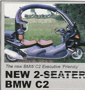 Misc BMW Bikes