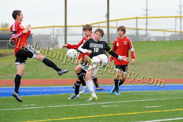 2010 WLN vs. Troy Soccer
