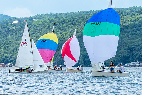 2019 Lightning Fleet - Champagne Regatta
