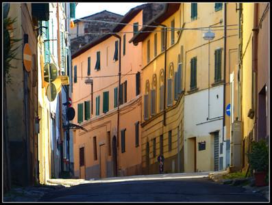 Poggibonsi e Staggia Senese (Siena)