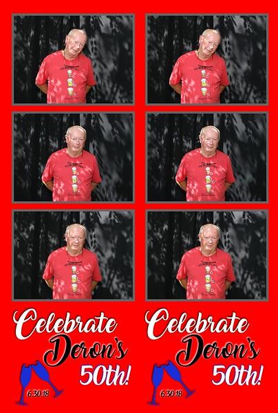 Aron Hart's Birthday Party (6-30-18)