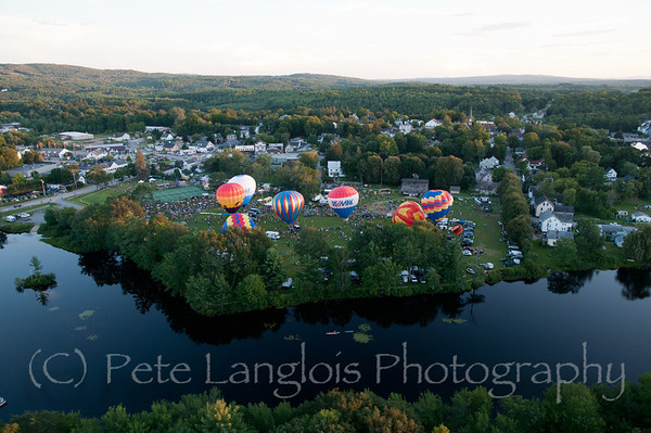 2013 32nd Pittsfield Rotary Hot Air Balloon Rally