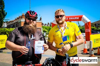 Cycle Swarm Norwich 2018 1230-1300
