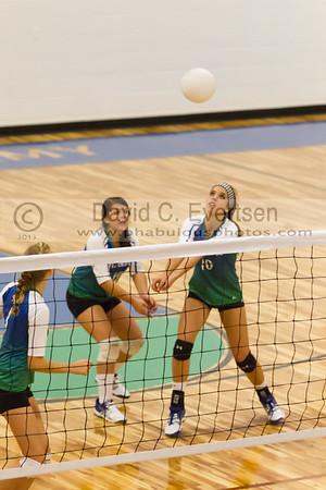 Girls Varsity Volleyball Player Number Galleries - 2013