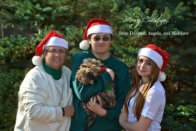 Darlene & Family