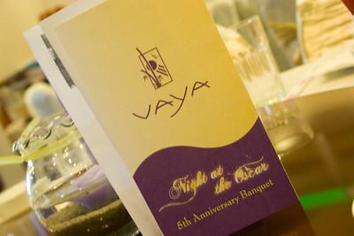 VAYA Inaugural Banquet 2008