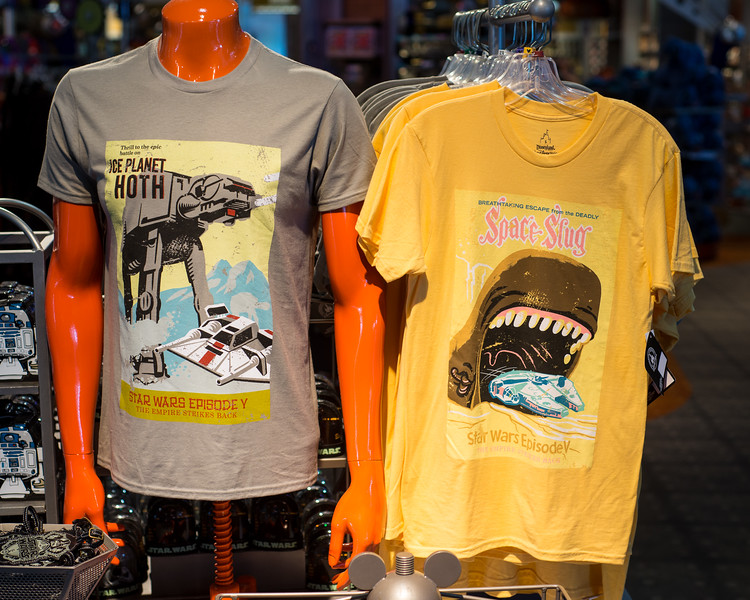 Star Wars T-Shirt Episode V - Epcot Walt Disney World