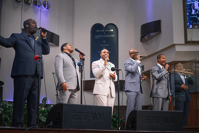 Sept.3.2016 - Take 6 at Oakwood