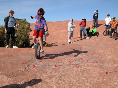 4th Annual Moab Mountain Unicycle Festival