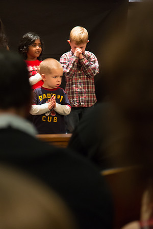 Wyatt Christmas Program 2015