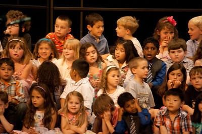 2011 June Triniti's Kindergarten Graduation