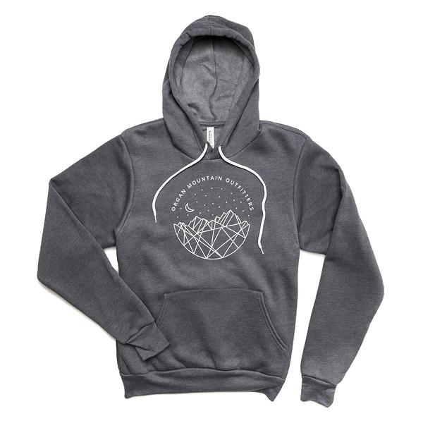 Outdoor Apparel - Organ Mountain Outfitters - Sweater - Astro Nights Hoodie Black.jpg
