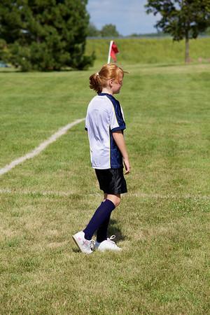 Upward Soccer - 2010