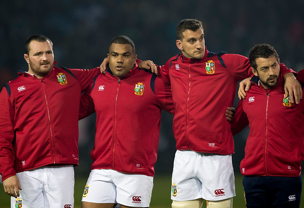 Lions during game 5 of the British and Irish Lions 2017 Tour of New Zealand,The match between  The Maori All Blacks and British and Irish Lions, Rotorua International Stadium, Rotorua, Saturday 17th June 2017 (Photo by Kevin Booth Steve Haag Sports)  Images for social media must have consent from Steve Haag