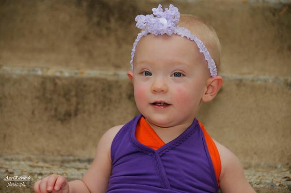 Emma 16 months