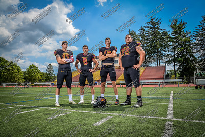 2019 Team and Captains