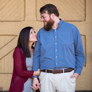 Katie & Matt's Engagement Portraits