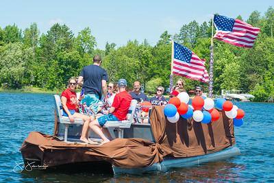 Deer Lake Flotilla 2017