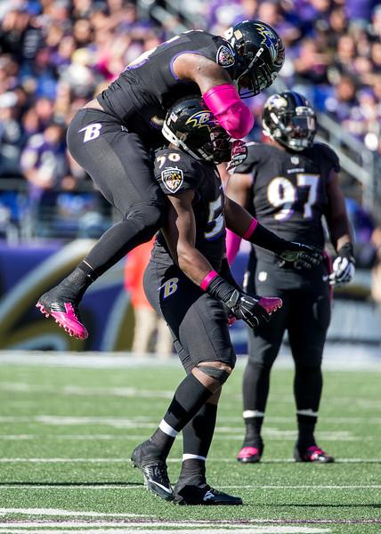 Ravens vs Falcons  10-19-14