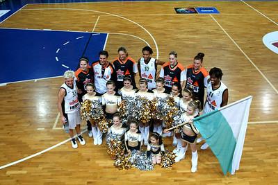 Basket Brno Vs Szeged