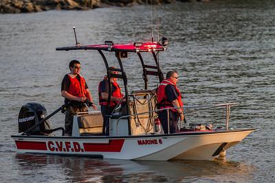 6-18-14 Boat Drill