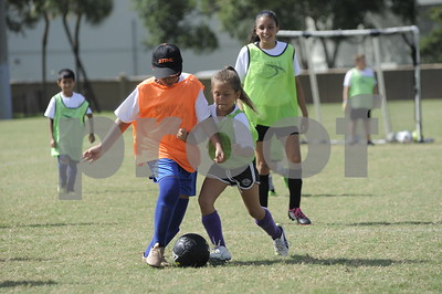 Simply Soccer Week 9, 2018 camp