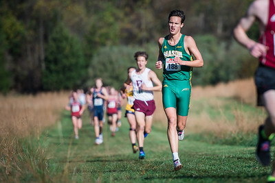 2019.11.02 Cross Country: A10 Championships