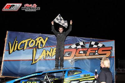 Orange  County Fair Speedway - 7/10/21 - Mike Traverse