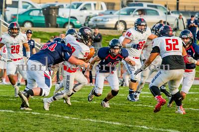 Football SHS vs Woods Cross 11-4-2016
