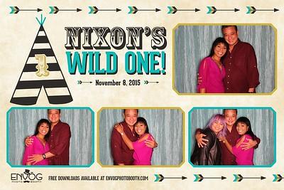 Nixon's Wild One (prints)