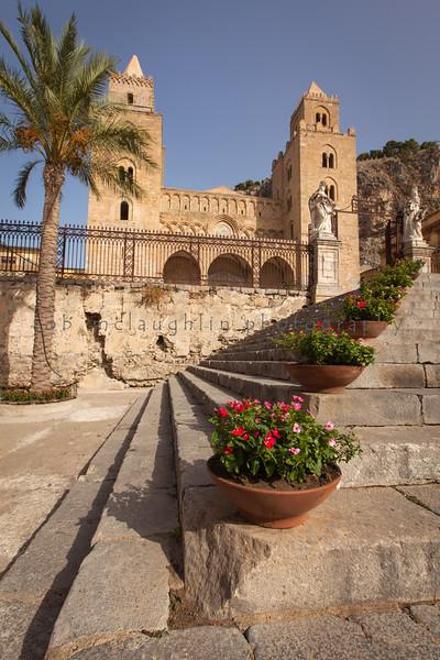 Duomo di Cefalu , Cefalu , Sicily