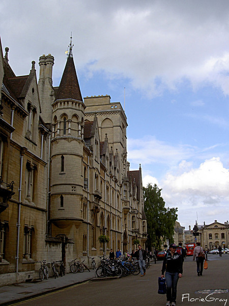 Oxford Afternoon